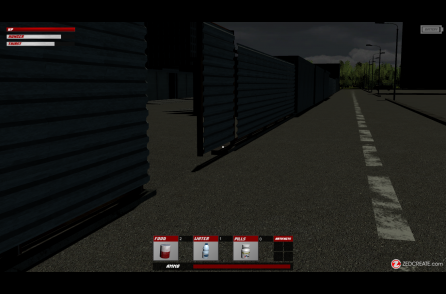 Constant Fear alpha 0.0.1a screenshot